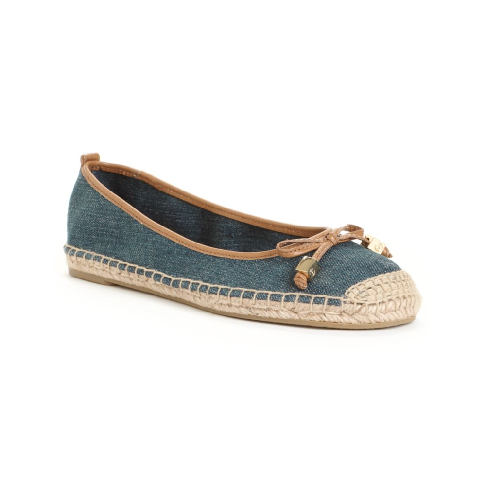 Michael Kors Shoes Meg Espadrille Flats