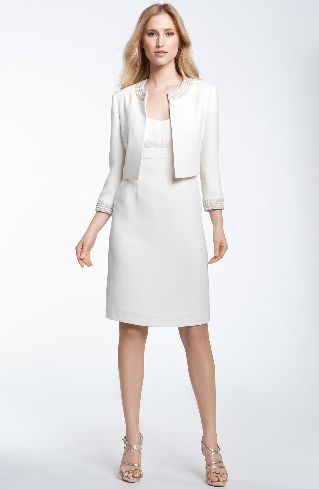 Valentino white dresses for women