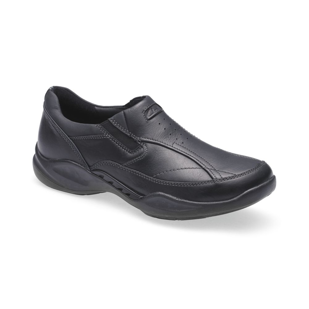 Clarks Mens Wave Path Walking Shoes