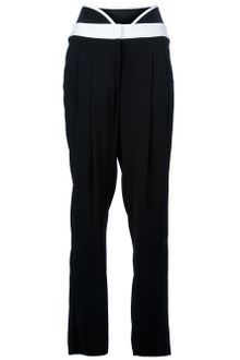 Emporio Armani Tapered Trouser - Lyst