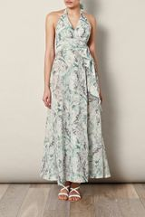 Heidi Klein Laguna Maxi Dress - Lyst