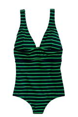J.Crew Deck stripe Triangle Tank - Lyst