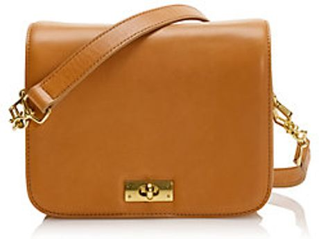 J.crew Little Edie Purse in Brown (pecan) - Lyst