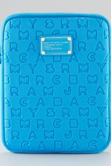 Marc By Marc Jacobs Embossed Tablet Case - Lyst