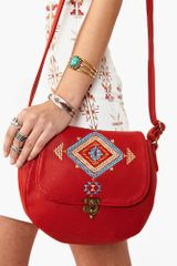 Nasty Gal Inca Crossbody Bag