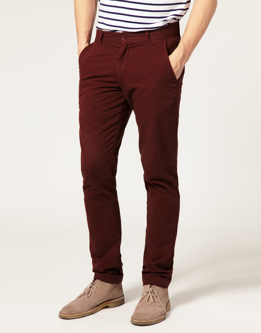 Shop for burgundy pants for men at downiloadojg.gq Free Shipping. Free Returns. All the time.