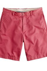J.Crew 9 Brokenin Chino Short - Lyst