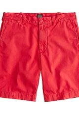 J.crew 9 Stanton Short in Red for Men (vibrant flame) - Lyst