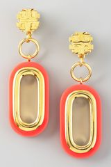 Tory Burch Heidi Drop Earrings
