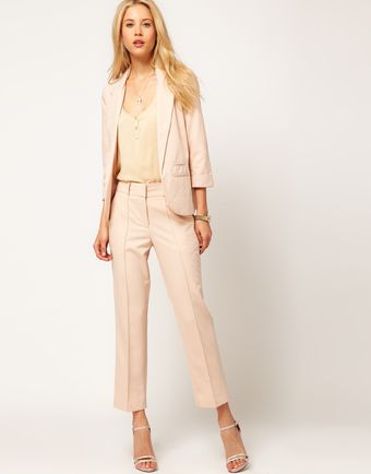 ASOS Collection Asos Trousers in Straight Leg - Lyst