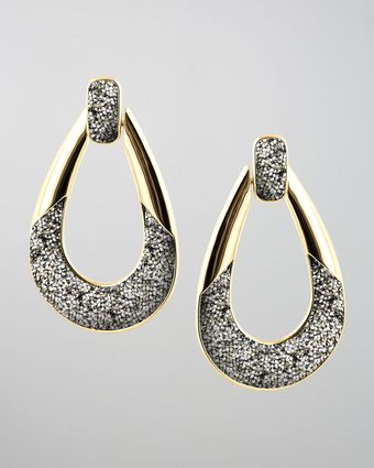 Belle Noel Glamour Earrings - Lyst