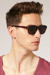 Cheap Monday Cheap Monday Keyhole Sunglasses in Brown for Men (tortoiseshell) - Lyst