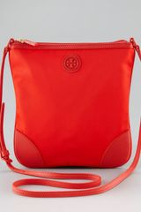 Tory Burch Robinson Swingpack Crossbody Bag - Lyst