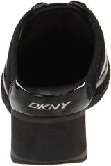 Dkny Dkny Womens Remedy Mule Fashion Sneaker in Black - Lyst