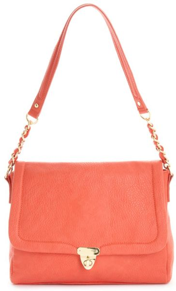 Kelsi Dagger Harrison Shoulder Bag in Orange (terracota) - Lyst