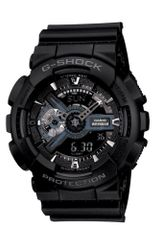 G-shock Mens Analog Digital Black Resin Strap Watch - Lyst