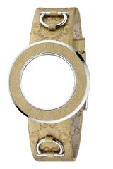 Gucci  Uplay Watch Strap in Brown (tan) - Lyst