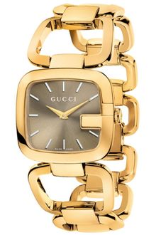 Gucci  Pvd Stainless Steel Bracelet 32x30mm - Lyst