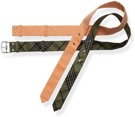 Hermes Capri Belt in Brown for Men (green) - Lyst