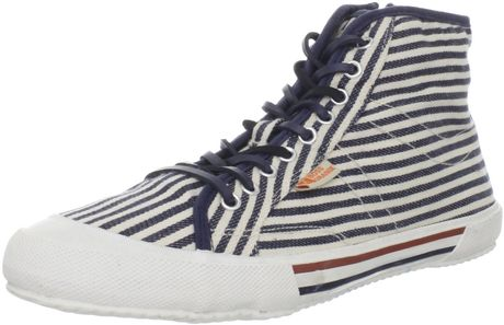 Hugo Boss Santer Sneaker in Blue for Men (open white) - Lyst