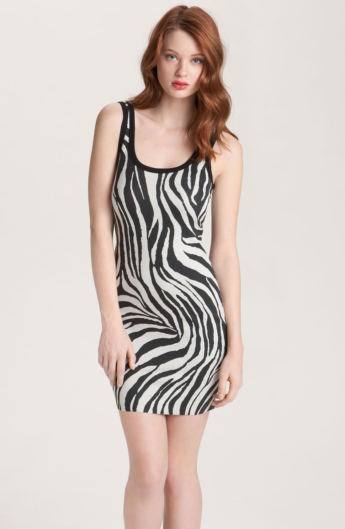 Tiger print dress images