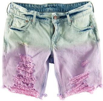 H&M Denim Shorts - Lyst