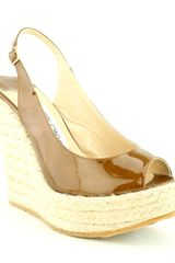Jimmy Choo Polar Wedge - Lyst