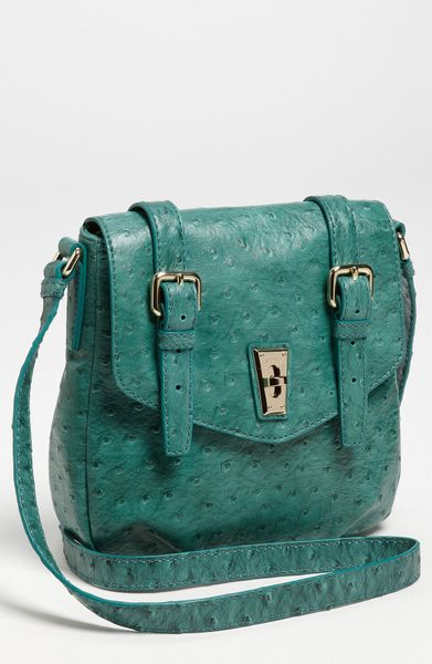 Marc By Marc Jacobs Ozzie Sia Crossbody Bag in Green (parrot green) - Lyst