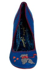 Modcloth The Totoes Heel in Blue (red) - Lyst