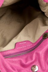 Stella Mccartney Falabella Bag in Pink - Lyst