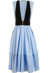 Balenciaga Belted Dress - Lyst