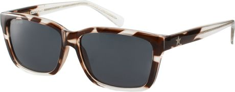 Converse Converse Wayfarer Sunglasses in Brown for Men - Lyst