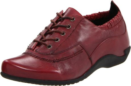 Everybody Lampo Oxford in Red (sangria red wine) - Lyst