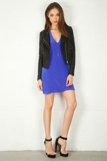 Veda Veda Dali Leather Jacket - Lyst
