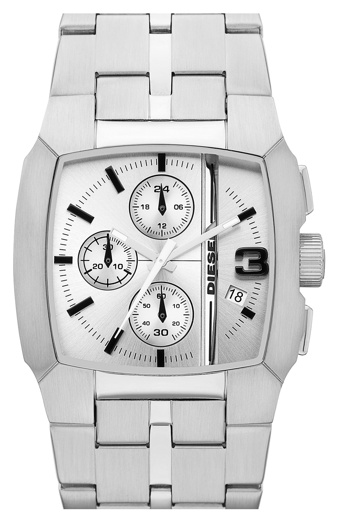 Square Dial Chronograph Watches For Men