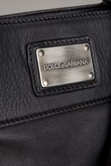 Dolce & Gabbana Shoulder Bag in Black for Men - Lyst