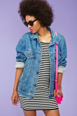 Nasty Gal Classic Denim Jacket - Lyst