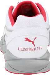 Puma Puma Womens Agility Xt Crosstraining Shoe in White (white/rouge red) - Lyst