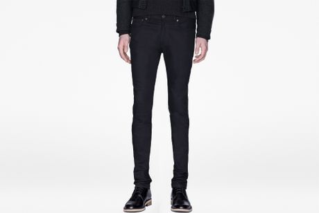 Acne Ace Cash in Black for Men - Lyst