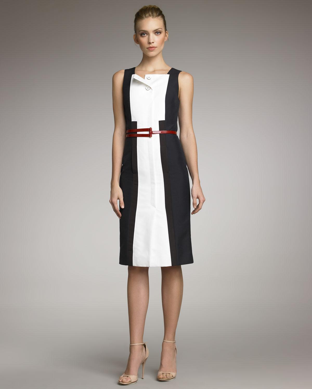 Colorblock Dresses