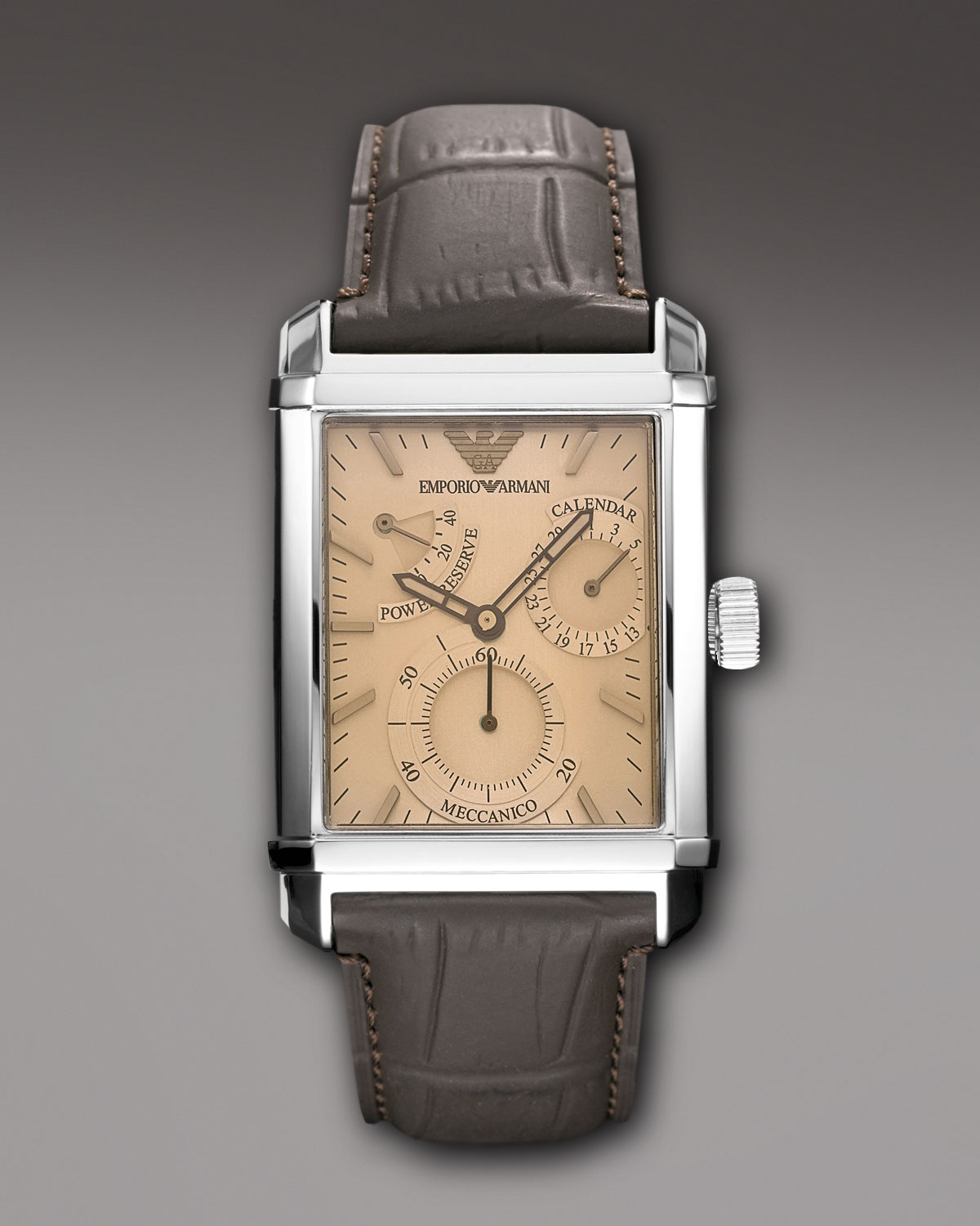 rectangular and case glashutte lange with an a triple understated watch made georg is in end the watches better dial features bezel do germany elegant germans sloped heyne it high lug lang enamel pleasing framing