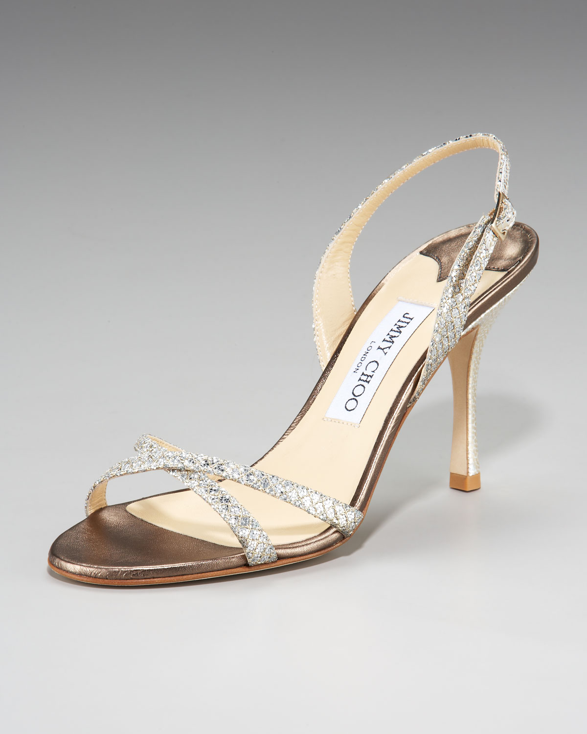 2523ea2c38 Gallery. Previously sold at: Neiman Marcus · Women's Jimmy Choo Glitter