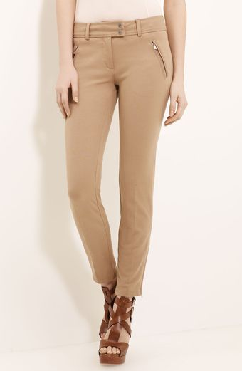 Michael Kors Technical Gabardine Pants - Lyst