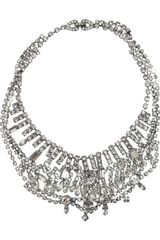 Tom Binns Dumont Swarovski Crystal Necklace - Lyst