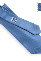 Hermes Nattée De Soie Tie in Blue for Men - Lyst