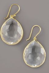 Ippolita Teardrop Earrings - Lyst
