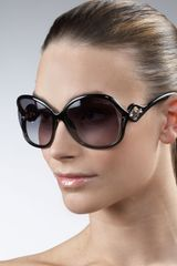 Roberto Cavalli Opentemple Sunglasses - Lyst