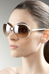 Roberto Cavalli Open-temple Sunglasses - Lyst