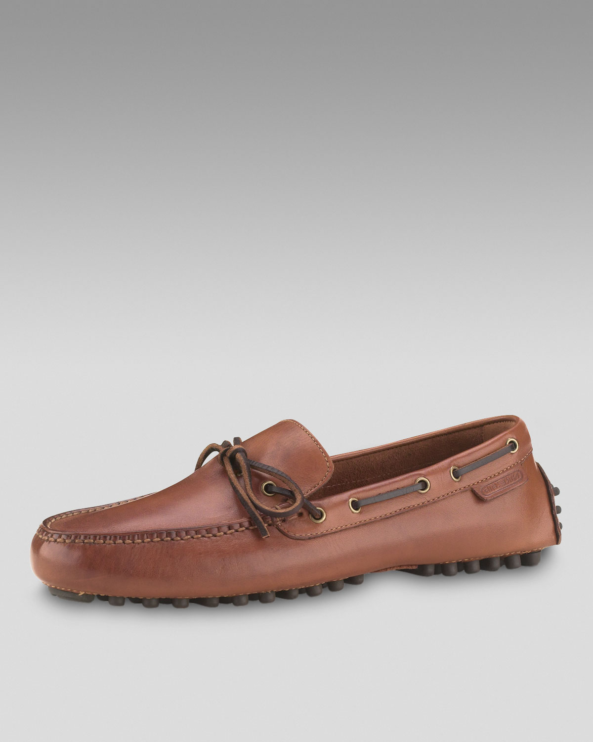 602c39bbed7 Lyst - Cole Haan Air Grant Moccasin in Brown for Men