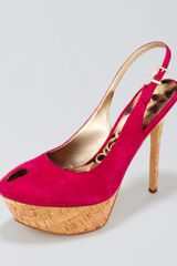 Sam Edelman Suede Slingback Pump (cusp Top Seller!) - Lyst